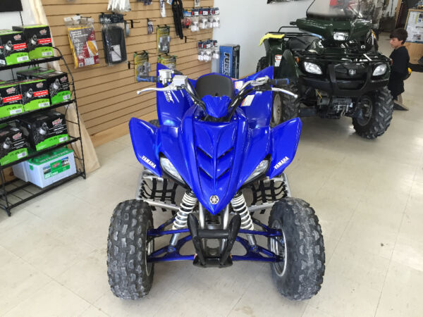 Used 2007 Yamaha RAPTOR