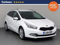 2014 KIA CEED 1.6 CRDi 2 5dr Estate