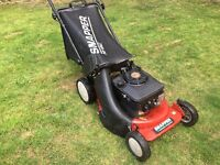 Snapper professional lawnmower perfect not Honda Mountfield