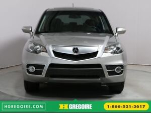 2010 Acura RDX SH-AWD TECH PACK CUIR TOIT NAVIGATION CAMERA RECU