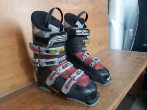Salomon Performa Thermic Fit Ski Boots size 8.5 us
