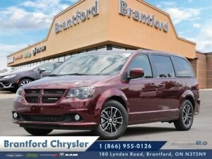 2018 Dodge Grand Caravan GT  - Navigation - $267.28 B/W