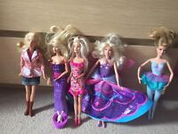 Small bundle of barbies