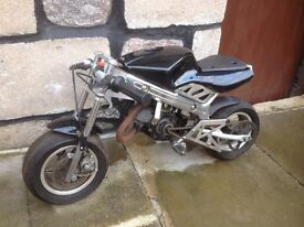 Minimoto project / spares or repair.