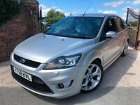 Ford Focus 2.5 ST-2 225 SIV 2008 FULL SERVICE HSITORY