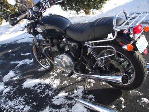 2012 Triumph Bonneville SE