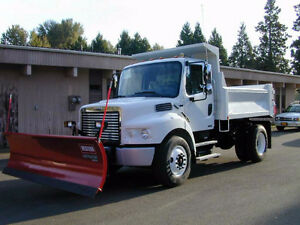 6yard Newer Dump Truck, Plow Truck, Tow Package, Class 5
