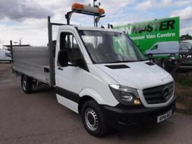 Mercedes-Benz Sprinter 2.1 CDI 313 Luton 2dr (LWB) DIESEL MANUAL 2014/14