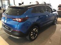 2018 Vauxhall Grandland x 1.2T Sport Nav 5dr Auto 5 door Hatchback