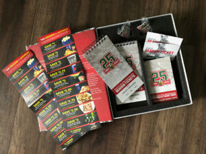 19214a4ba Mooseheads Season Tickets - Club Seats   Perks!