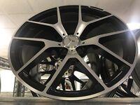 "19"" alloy wheels Alloys Rims 5x112 Mercedes aides seat skoda vw Volkswagen"