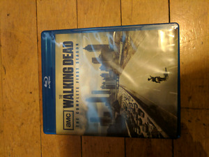 The Walking Dead season 1 Blu Ray