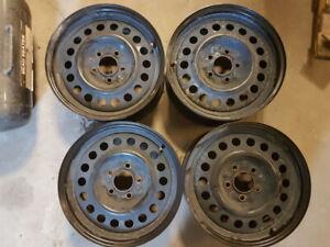 4 RIMS 16'' 5 X 114.3 / 120$
