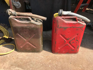 Military gas cans