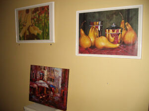 Different wall art ---- Pictures  ---- many