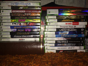xbox 360 game  games collection cleaned tested prices listed Regina Regina Area image 1