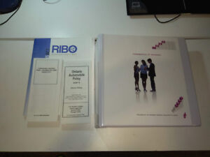 I'm selling Registered Insurance Brokers of Ontario textbook