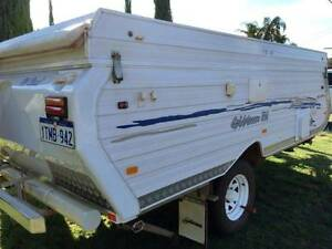 2011 GOLDSTREAM Sovereign RV OFF ROAD Camper - Like Jayco Outback Mount Nasura Armadale Area Preview