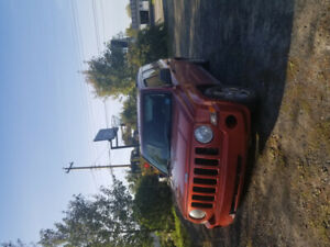 2007 jeep patriot north edition