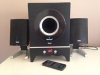 Itek Speakers with Box with all cables