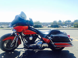 "Custom 1992 Electraglide with a 2011 Revtech 100"" Engine,Bored+"