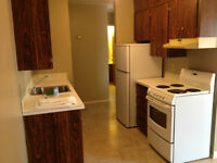 Clean, over size, family managed north end suite