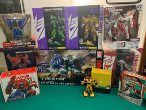 TRANSFORMER MASTERPIECE & OTHERS
