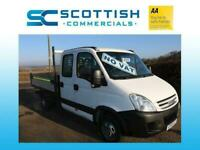 IVECO DAILY TIPPER LOW MILES *NO VAT* TWO OWNERS GREAT CONDITION transit
