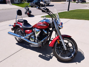 2009 Yamaha XVS 950 Midnight Star