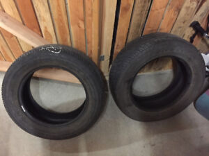 Firestone FR710 P215/60R16 94S all season tires - tire only