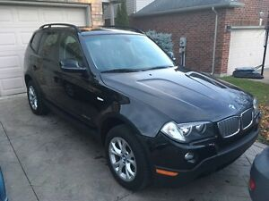 2010 BMW X3 X DRIVE 2.5 Si ,SUV, NO ACCIDENTS, DUAL ROOFS