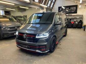 2021 21 Volkswagen Transporter T30 Highline 150ps DSG Custom Kombi
