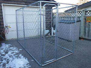 Brand new still in the boxes 6ft x 10ft x 6ft tall galvanized