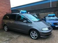 2007 Seat Alhambra 2.0 TDI Stylance 7 Seater MPV, **ANY PX WELCOME**