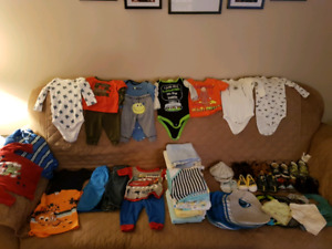 3-6 month boy clothing all great condition $40