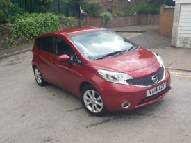 Nissan Note 2014 Tekna 1.5 dci (safety pack)