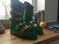 Salomon Ten Eighty Ski boot UK SIZE 9.