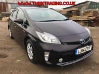 Toyota Prius 1.8 2014 (14) Hybrid (BIMTA CERTIFIED MILEAGE)