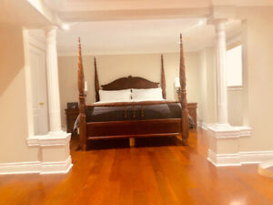 Executive Basement Suite