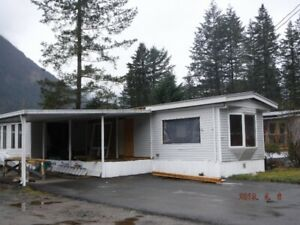 Large Manufactured Home for Sale in Fraser Valley
