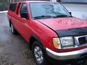 1998 Nissan Frontier XE King Cab Pickup Truck