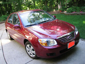 2007 KIA SPECTRA EX (GREAT DRIVING CONDITION)