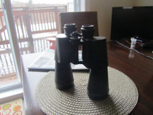 Jumelles 20x50 183 ft at 1000 yrd wide angle Binoculars Otto Fis