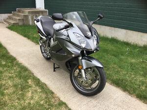 VFR 800 2008