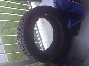 Goodyear Nordic Winter Tires (low kms) - like new- SOLD