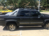 2005 Chevy Avalanche Beautiful baby