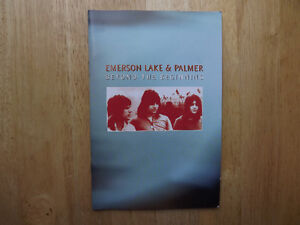 FS: Emerson, Lake & Palmer Live Concert DVD's x2 London Ontario image 7