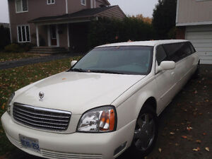 FOR SALE 10 Passengers Cadillac Limousine