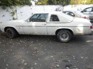 1979 Pontiac Autre Coupé (2 portes)