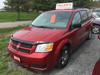 2010 Dodge Grand Caravan SE Stow-N-Go Minivan, Van